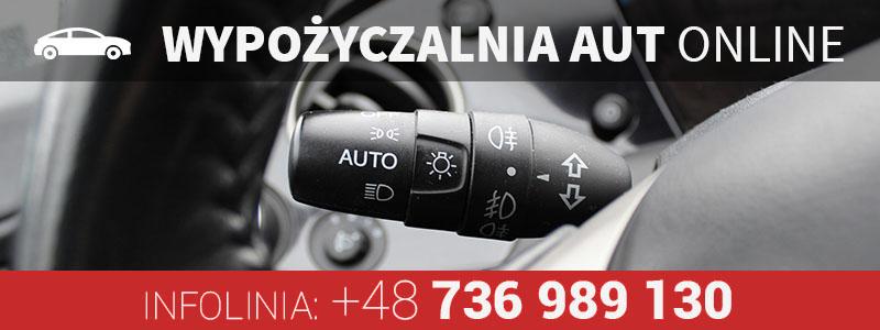 Wynajem samochodów w Lublinie